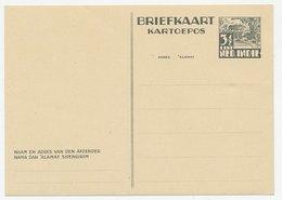 Briefkaart G. 63 - Nederlands-Indië