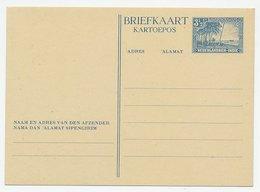 Briefkaart G. 75 A - Nederlands-Indië