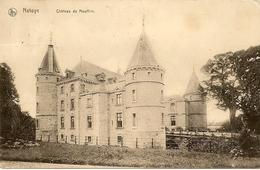 NATOYE - Château De Mouffrin. Nels, Oblitération Bruxelles 1912. - Hamois