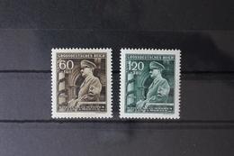 Böhmen Und Mähren 136-137 ** Postfrisch #RH667 - Bohemia & Moravia