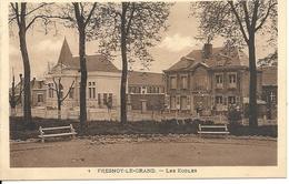 FRESNOY LE GRAND. LES ECOLES - Andere Gemeenten