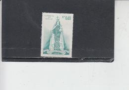 CILE  1970 - Yvert  353** - Religione - Madonna - Cile