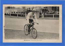 CYCLISME - BOUHOURS Champion Normand, Pionnière - Cyclisme