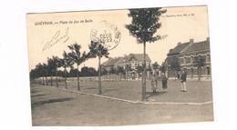 Quievrain Place Du Jeu De Balle - Quiévrain