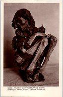 Amérique . Pérou . Ancan - Momie De Femme - Musée D'Ethnographie (pli) - Peru