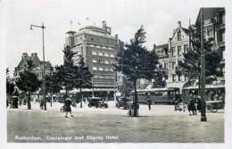 Pays-Bas - Rotterdam - Coolsingel Met Atlanta Hotel - Rotterdam
