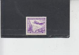 CILE  1960-62 - Yvert  A 193** -aereo - Cile