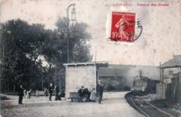France - 93 - Saint-Ouen - Station Des Docks - Petit Défaut - Saint Ouen