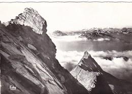 PRALOGNAN LA VANOISE  LE COL DE CHAVIERE (dil425) - Pralognan-la-Vanoise