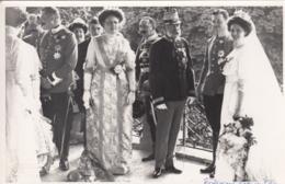 AK- Orig. Foto AK - Erzherzog Karl Und Prinzessin Zita - Historische Persönlichkeiten