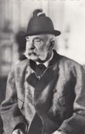 AK- Kaiser Franz Josef In Ischler Tracht - 1910 - Historische Persönlichkeiten