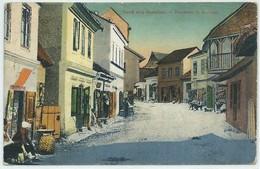 Grub Aus Corazda-Pozdrav Iz Gorazd (Légère Pliure Haut à Droite,voir Scan) - Bosnie-Herzegovine