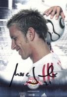 Autogrammkarte - Red Bull - Marc Janco - Fussball