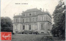 14 VERSON - Le Château - France