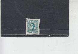 URUGUAY  1947-51 - Yvert  578** - Artigas - Uruguay