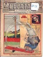 HEBDO  L'EPATANT N°1317 Du 26 OCTOBRE 1933  /  BON ETAT GENERAL - Otras Revistas