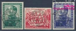 DDR 286-288 (kompl.Ausg.) Gestempelt 1951 Deutsch-chinesische Freundschaft (8516948 - DDR