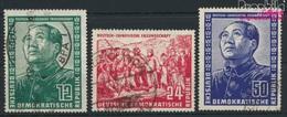DDR 286-288 (kompl.Ausg.) Gestempelt 1951 Deutsch-chinesische Freundschaft (9158040 - DDR