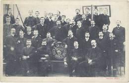 Cpa 54 – Nancy – Ecole De Brasserie 1907/1908 - Nancy