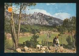 *Catalunya Típica...* Ed. Soberanas Nº 373. Circulada 1963, Edifil Nº 1376. - Escenas & Paisajes