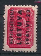 Litauen (Dt.Bes.2.WK.) 8 Mit Falz 1941 Nepriklausoma (9265095 - Besetzungen 1938-45