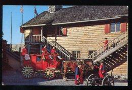 CPSM Non écrite Etats Unis NEW YORK Lake George Historic Fort William Henry - Lake George