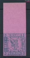 Bergedorf 4ND Nouveau- Ou. Reproduction Inutilisés 1887 Crest (9280495 (9280495 - Bergedorf