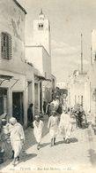 Tunis - Rue Sidi Mabrez - Tunisia