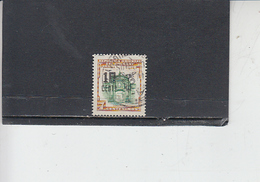 URUGUAY  1959- Yvert   656° - Serie Corrente - Uruguay