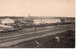 Lignes De Chemins De Fer - Railway