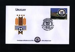 Uruguay 2004 100 Years Of FIFA Interesting Cover - Fútbol