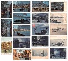 Lot De 18 Cartes CPA De Venise VENEZIA - Venezia (Venice)