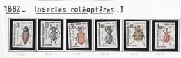 France Timbre Non Dentele Taxe Série 103 A 108 , Sans Charnière ** - Francia