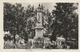 SERMIERS Le Monument Aux Morts - Non Classés