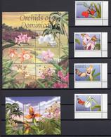 2004 - DOMINICA -  Catg.. Mi. 3541/3551 - NH - (UP.207.10) - Dominica (1978-...)