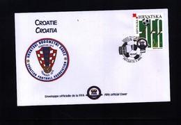 Croatia 2004 100 Years Of FIFA Interesting Cover - Fútbol