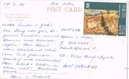 31283. Postal SRI LANKA (Ceilan) 1975. Kandy Perahera - Sri Lanka (Ceilán) (1948-...)