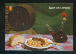 *Catalunya Típica. Seques Amb Butifarra* Ed. Fisa Nº 17-258. Nueva. - Recetas De Cocina