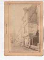 """PHOTO - FOUGERES - LA GRANDE RUE """" RUE NATIONALE"""" - 35 - Places"""