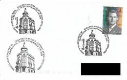 SPAIN. POSTMARK PUNXA HOUSE. TARRAGONA 2018 - Marcofilia - EMA ( Maquina De Huellas A Franquear)