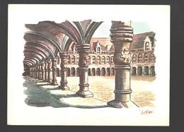 Liège - Palais De Princes Evêques - Illustration - Luik