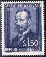 Republik Osterreich, 1954, # 840, MH - 1945-.... 2nd Republic
