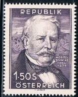 Republik Osterreich, 1954, # 829, MH - 1945-.... 2nd Republic