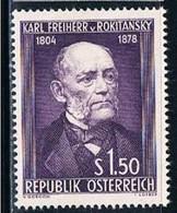 Republik Osterreich, 1954, # 831, MH - 1945-.... 2nd Republic
