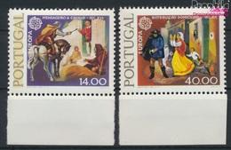 Portugal 1441y-1442y (kompl.Ausg.) Postfrisch 1979 Post- Und Fernmeldewesen (9264932 - 1910-... Republik