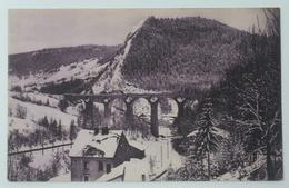 39 Morez - Le Grand Viaduc - Morez