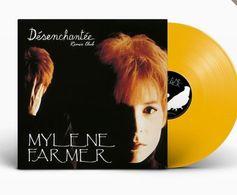 Désenchantée Collector Jaune M. Farmer 1 MAXI 45T Couleur SOUS BLISTER DISPO - 45 Rpm - Maxi-Single