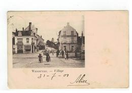 Wenduine  WENDUYNE. - Village 1901 - De Haan