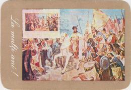 CALENDARS - ROMANIA 1970  Filatelia- Stamps Issue - Painting  ( 6.5x 9.5 Cm) -2 Scans - Calendars