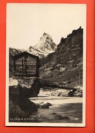 VAQ-40 La Viège Et Le Cervin, Die Visp Und Der Matterhorn. <Nicht Gelaufen. Perrochet-M. 387 - VS Valais
